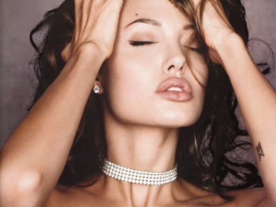 How to Get Angelina Jolie's Lips